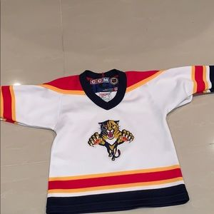 Hockey Panthers Jersey Toddler L
